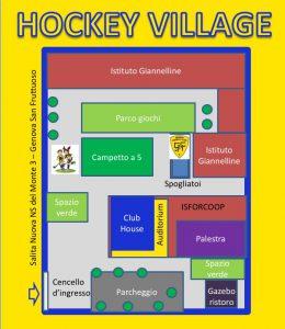hockey village